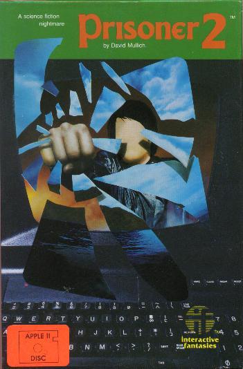prisoner 2 boxcover